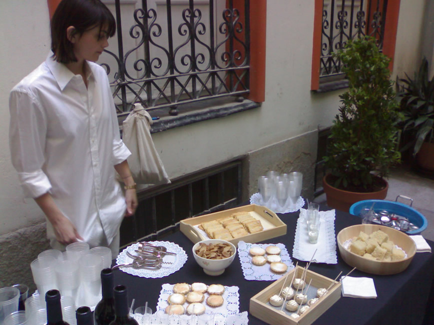 catering blanco